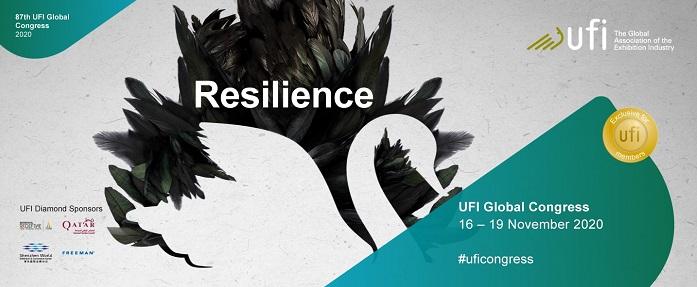 关注展览业复苏,UFI全球年会将于11月中旬在线上举办